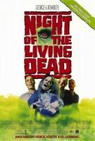 Night of the Living Dead Movie POSTER 11 x 17 Tony Todd, Patricia Tallman, B