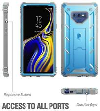 Poetic Galaxy Note 9 Case [Revolution] Kick-Stand+Built-in-Screen Protector