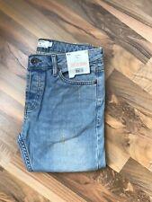 Topman Jeans W 30 L 32 Stretch Skinny Blue Denim New BNWT