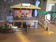 Playmobil - Centre de soins pour animaux sauvages - Excellent Etat