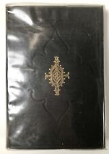 THE ANNOTATED PARAGRAPH BIBLE - The New Testament (Hardback) Antique