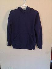 Simply for Sports Navy Blue Sweatshirt Hoody Large L 14/16 Boys
