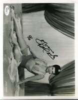 Yvonne Decarlo Hand Signed Jsa Coa 8x10 Photo Autograph Authentic