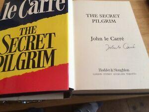 The Secret Pilgrim by John Le Carre (Hardcover, 1991) Signed