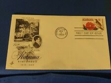 Scott #1375 6 Cent Stamp Honoring Alabama Statehood First Day Issue