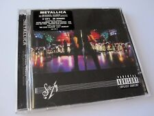 Metallica S&M Orchestre Symphonique San Francisco 2 CD Hard-rock métal