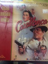 """CASABLANCA""------LASERDISC---MINT !!"