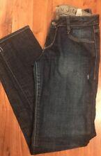 Ladies Jeans Genuine Calvin Klein Waist 29 Uk 12 Tall Skinny Slim  Vgc Scratched
