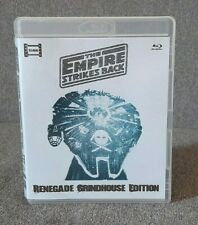 Star Wars Empire Strike Back GrindHouse Blu Ray ESB