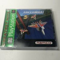 Air Combat (Sony PlayStation 1, 1995) PS1 CIB Complete TESTED