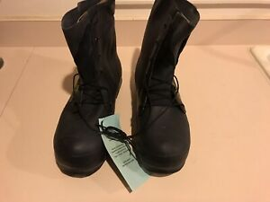 NEW MILITARY EXTREME COLD WEATHER BOOTS BLACK BUNNY MENS SIZE 9R/10R/11N/12R/13R