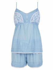 Marks and Spencer Cotton Blend Pyjama Sets for Women