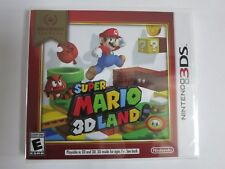 Super Mario 3D Land Nintendo Selects (Nintendo 3DS, 2018), New Sealed