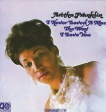 ARETHA FRANKLIN - I NEVER LOVED A MAN THE WAY I LOVE YOU  VINYL LP NEW+
