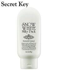 [Secret Key] Snow White Milky Pack 200g