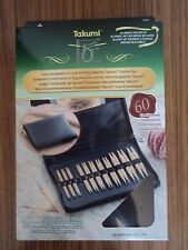 "Clover Takumi Interchangeable Circular Knitting Needles ""Takumi Combo Set"" #3683"