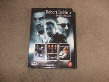 Heat / The Deer Hunter / Goodfellas (DVD, 2002, 3-Disc Set, Box Set)free postage