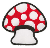 Écusson patche Champignon patch embellissement thermocollant