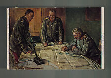 1919  Germany Picture Postcard Cover General Hindenburg Ludendorf Col Hoffman