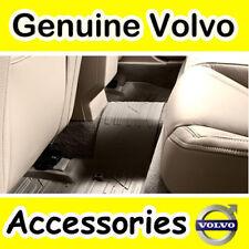 Genuine Volvo V60, V60CC (-14) Tunnel Mat Rubber (Colour: Mocca Brown)