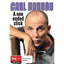 Carl Barron - A One Ended Stick (DVD, 2013) Brand New  Region 4