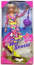 Barbie Hot Skatin' In-line & Ice Skating Mattel 13511 Nrfb