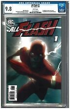 ALL FLASH #1 CGC 9.8 (9/07) DC Comics white pages