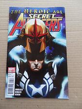 Secret Avengers 4 . Marvel 2010 - FN / VF