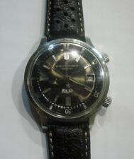 60s Weekly Auto Orient King Diver Dual Crowns Compressor Style Diving Watch