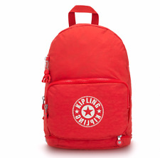 Kipling Foldable Backpack CLASSIC NIMAN FOLD ACTIVE RED NC  SS19  RRP £77