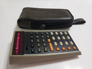 HP 70 Hewlett Packard Calculator in Excellent Condition.