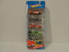 """Hot Wheels 2012Corvette 5-Pack """"New"""" HTF Vetts."""