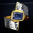 LDN_Sublime Bague Saphirs bleu _Argent 925_T64