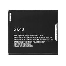New OEM Battery For Motorola GK40 MOTO G4 G5 PLAY E4 XT1607 XT1609 XT1670 XT1765