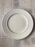 Ivory Wedgewood Edme Made in England Salad Plate