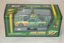 NEW Revell Limited edition 1997 John Deere #97 die cast car NASCAR