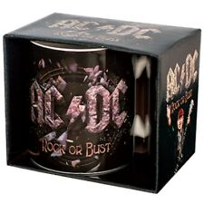 AC/DC - Rock Or Bust Tasse Mug Becher in Geschenkverpackung