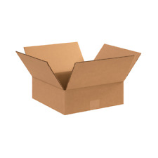 12x12x4 Shipping Boxes 25 Pack Packing Mailing Moving Storage