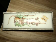 Springbok Hallmark Stapler Vintage Htf