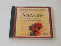 The World's Most Beautiful Melodies Memory Melodies of Andrew Lloyd Webber CD