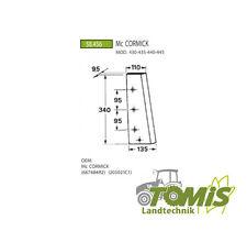 Kolbenmesser Kanalmesser Mc Cormick 430-435-440-445 OEM: 667684R2 203021C1