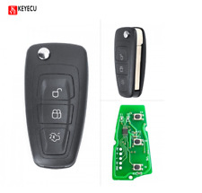 NEUF HU101 pliable remote Key 434 MHz ID83 pour FORD FOCUS C-Max Mondeo Grand 2010+