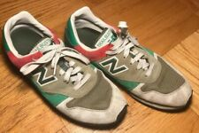 NEW BALANCE TRAILBUSTER Retro Green Brown Red 10.5M SHOES Sneaker Casual Running