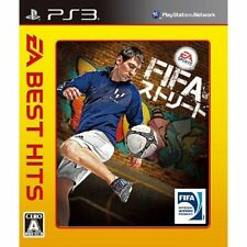 Used PS3 Fifa Street Best Japan Import