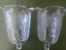 Homco Home Interior Angel Votive Cups Set Of Two