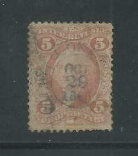 R29c  5 Cents PROPRIETARY Used S.O.T.N.