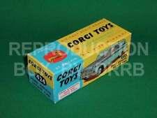 Corgi #424 Ford Zephyr Estate Car - Reproduction Box by DRRB