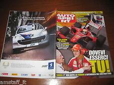 AUTOSPRINT 2009/34=GP F1 D'EUROPA=BARRICHELLO=NOVITA' PORSCHE 911 TURBO=