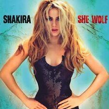 SHAKIRA She Wolf CD BRAND NEW