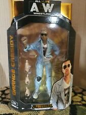 AEW Unrivaled Series 3 Orange Cassidy Action Figure #21 - Ready To Ship